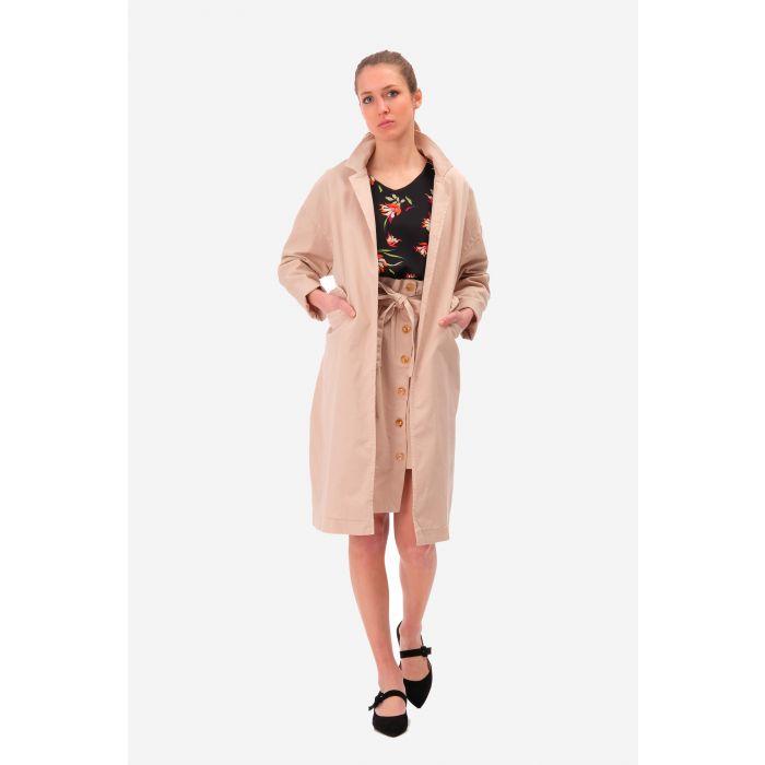 Cappotto vestaglia in cotone