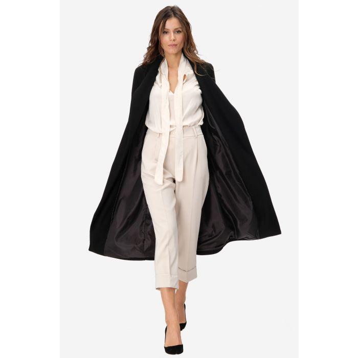 Cappotto vestaglia misto lana