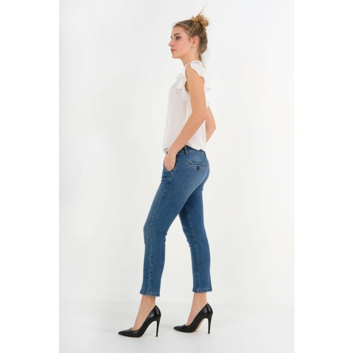 Jeans spacchetto