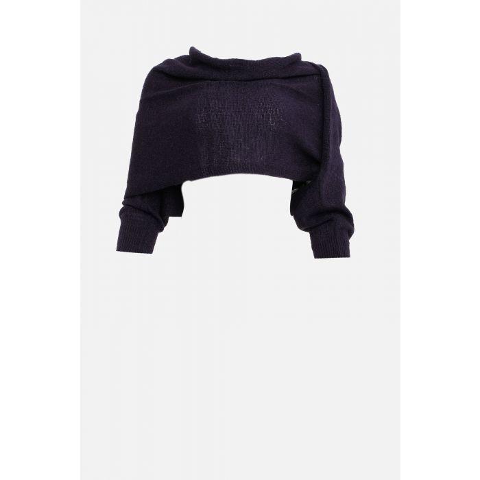 Coprispalle misto lana lurex