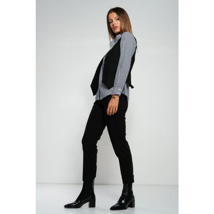 Pantalone tessuto tecnico