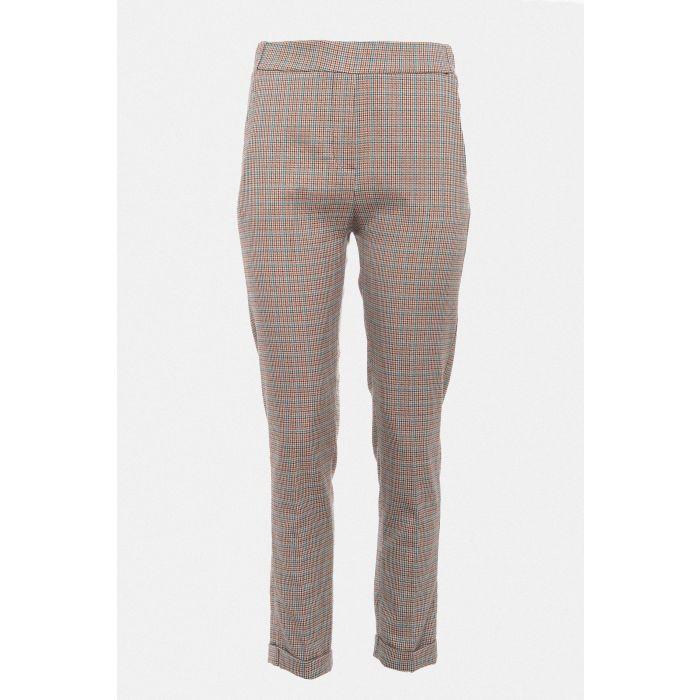 Pantalone a quadri