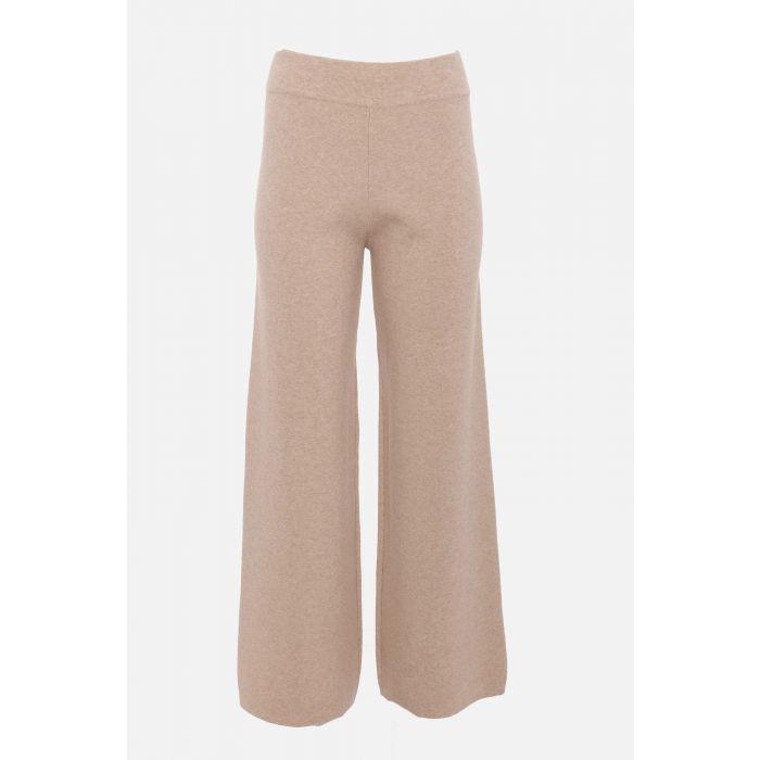 Pantalone palazzo maglia