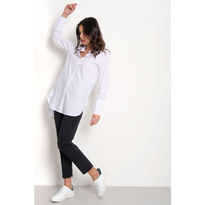 Camicia popeline lunga