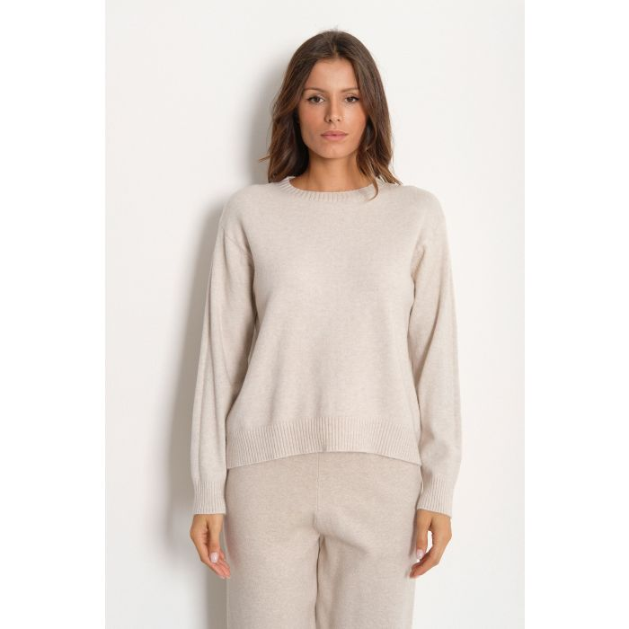 Pullover spacco