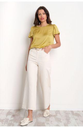 Pantalone gabardina di cotone