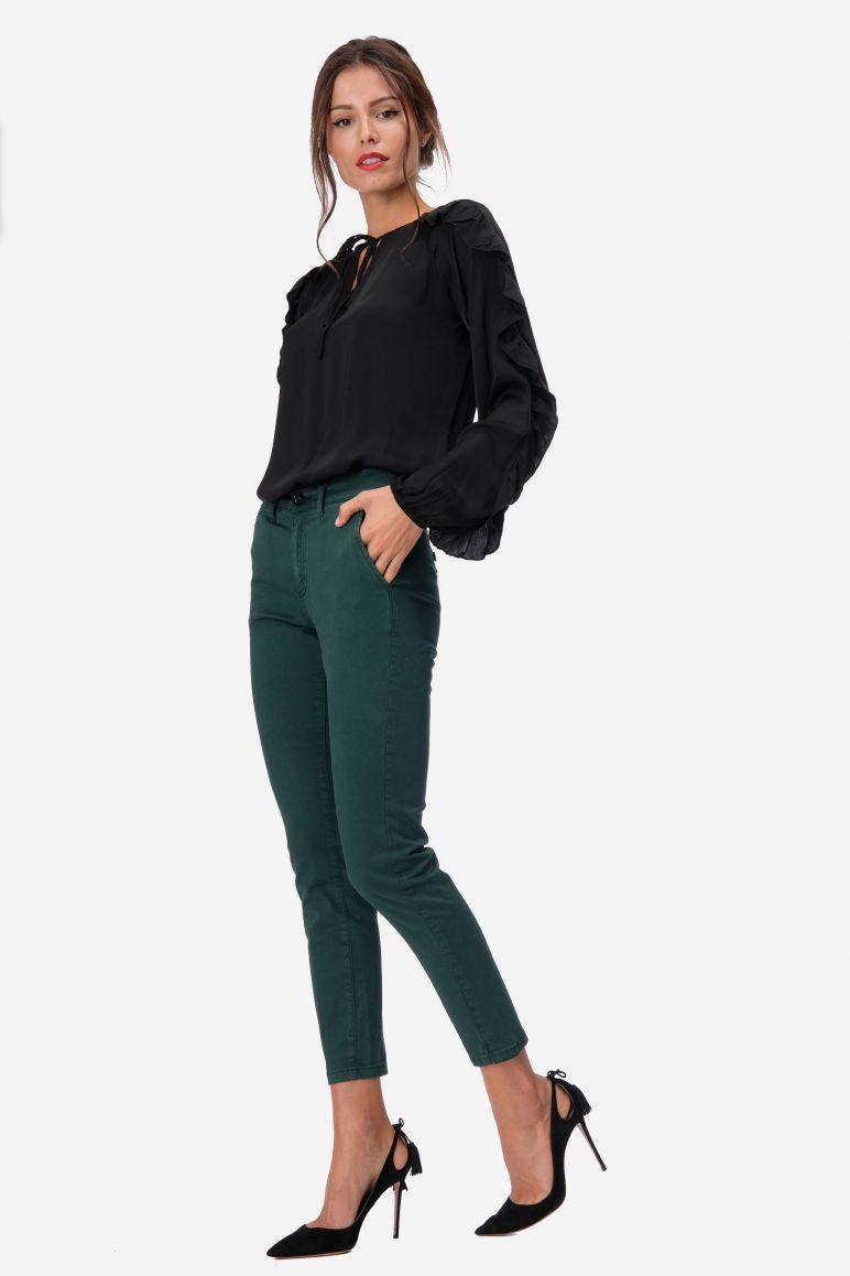 Pantalone chino basico
